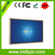 Double systems 65-inch IR touch education interactive whiteboards with free whiteboard software