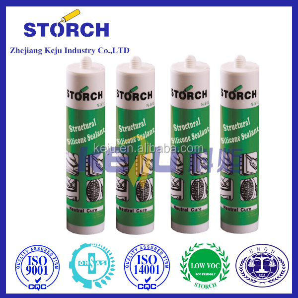 Storch N910 Neutral gp sealant silicone and aquarium silicone sealant with a competitive price