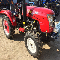 HUAXIA 35hp 4wd garden and farm tractor
