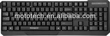 Professionjal Gaming keyboard with backlight