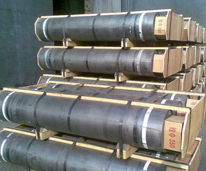ultra high power graphite electrode uhp for arc furnaces