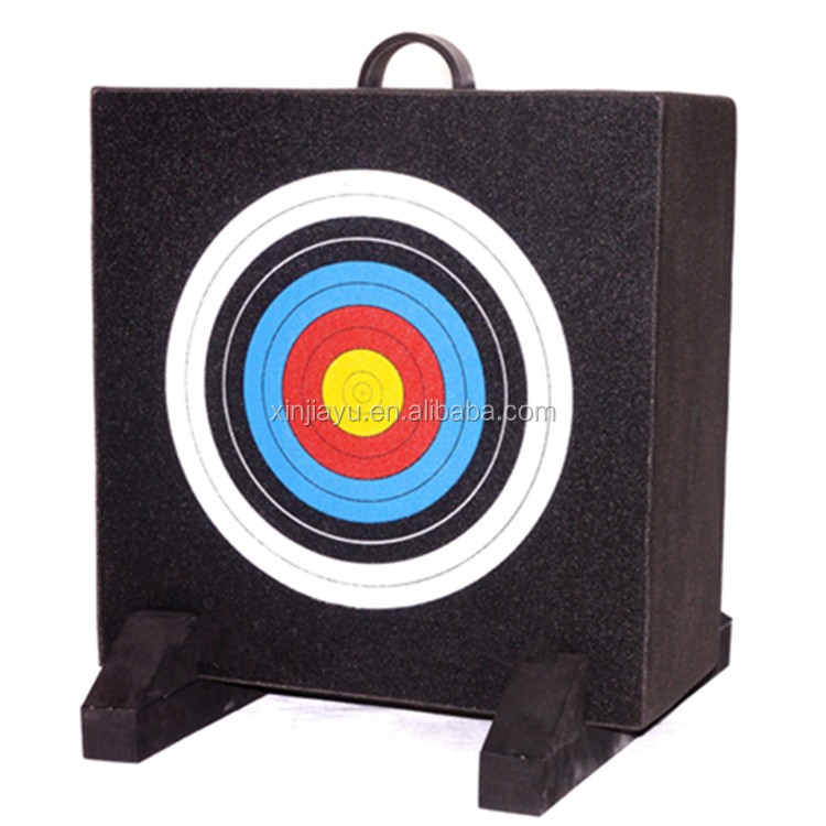 Eco-friendly XPE foam material high density foam professional shooting archery target OEM