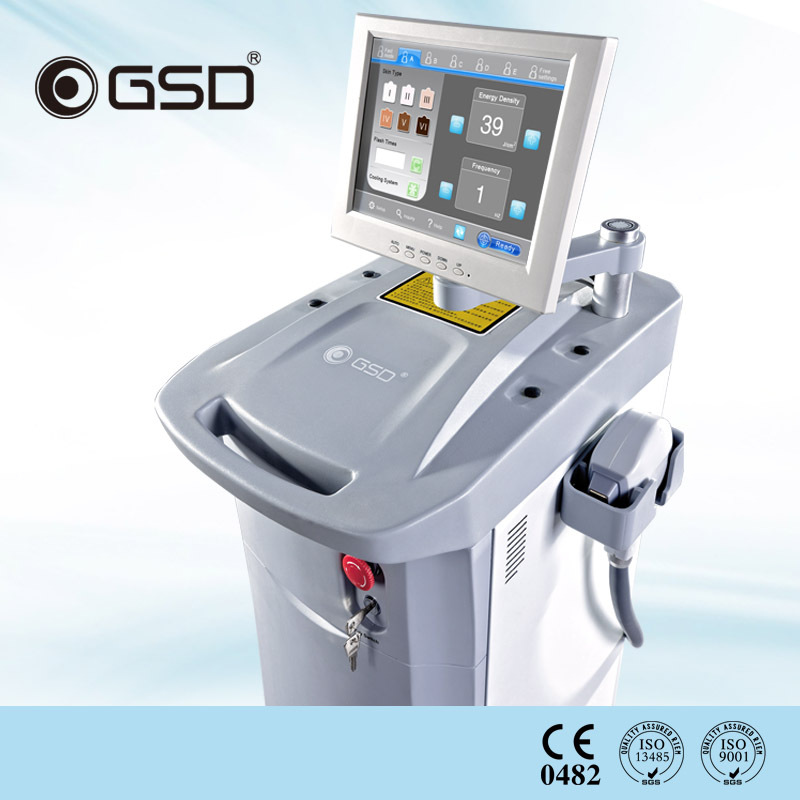 GSD 810nm diode laser permanent hair removal