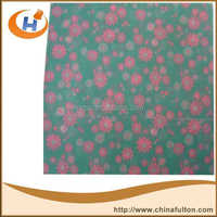 Keep fresh waterproof food grade wholesale wax paper for wrapping paper wax print fabric african