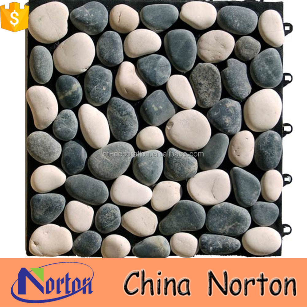 marble decorative natural cheap patio paver stone pebble for sale NTCS-P138X