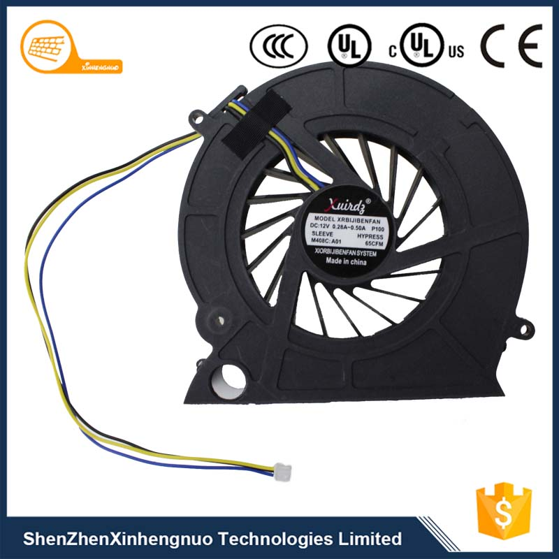 3Pin New Notebook Cooler Fan Laptop Cpu Cooling Fan for Lenovo B500 B510 B505 B50r1 Series