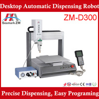 Full automatic glue dispensing machine ZM-R300ED high precision glue dispenser