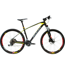 27.5 inch carbon fiber frame MTB Hydraulic disc brake Lockout fork 30 speed carbon Mountain <strong>bike</strong>