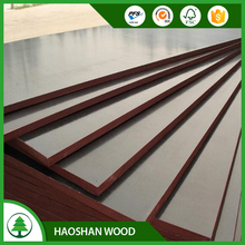 Good quality hot sale 12mm pine core wooden formworks / instead of steel formwork