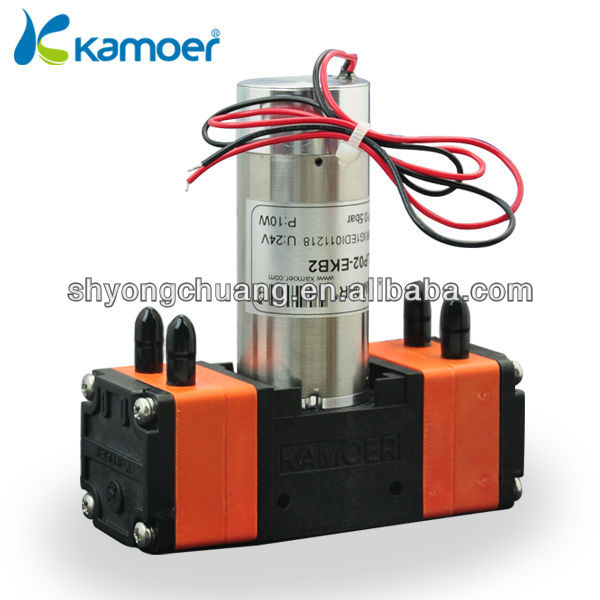 KAMOER Self Priming Pump 12V Diaphragm Pump