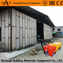 Concrete Wall Panel Extruder Machine/Lightweight wall panel machine