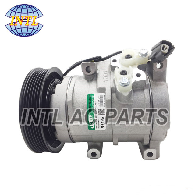 INTL-XZC531 Auto ac compressor for 2003-2006 <strong>Acura</strong> MDX 3.5L for 2003-2007 Honda Accord V6 3.0 10S20C CO 10736C 97307 97327