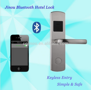 2016 NEW Bluetooth Lock Compatible with Android Smart Phone/iPhone