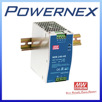 [ Powernex ] Mean Well NDR-240-24 240W 24V 20A Single Output Industrial DIN RAIL Switching Power Supply