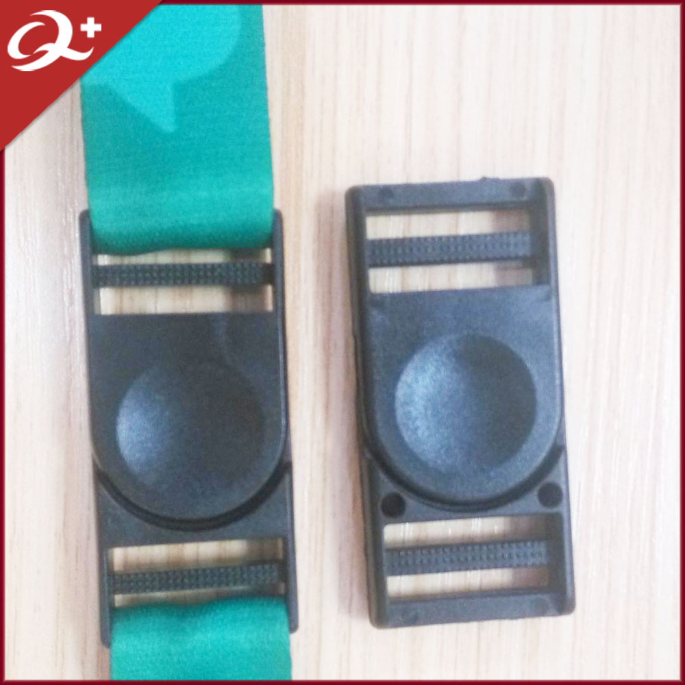 custom swivel plastic snap buckle for backpack