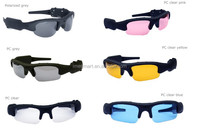 Fashion 32G SD memory card 720p HD DVR Anti-fog feature glasses camera for adulits