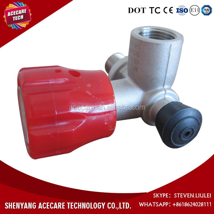 2017Top selling products---Acecare! co2 cylinder valves on sale from Professional manufacturer directly supply