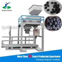 automatic moulded coal bagging machine / lump coal packaging scales