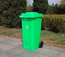 wholesale plastic waste bin garbage can stand rubbish trash can
