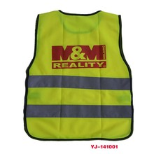 Radians Radwear Svl Tuck Away Security Safety Vest (Green,One Size Fits All)