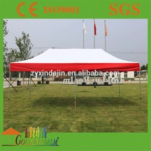 3x6m sun shade for resort restaurant big outdoor party tent Waterproof custom logo tent