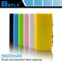 Hot selling perfume power bank 5600 mah, rohs power bank 5600mah