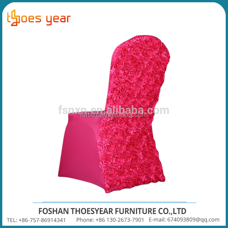 2017 Most popular spandex material cheap chair covers