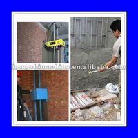 HOT automatic wall plastering machine