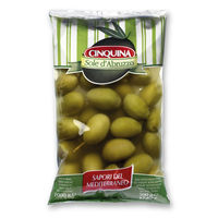 Cerignola green olives
