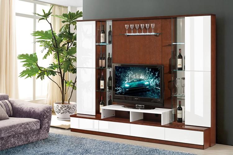 Furniture Living Room Tv Cabinet Set Modern Living Roomfurniture Wooden Cente