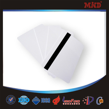 MDC76 Rewritable smart card/PVC blank Magnetic Stripe Card