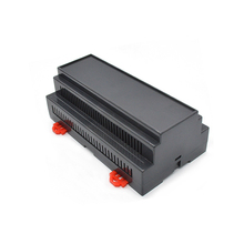ABS plastic din rail enclosure for electronic device from SZOMK