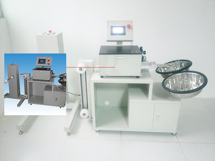 High efficiency practical automatic fiber optic cable cutting machine