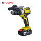 5818 18v Lithium-ion Driver Rechargeable Electric Screwdriver Power Cordless Tool Drill