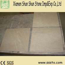 Cheap white wood grain low price marble tile