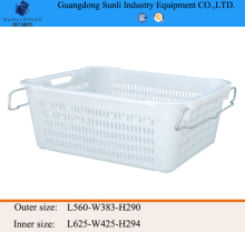 Injection Mould 70L Storage PE Basket for bread/food