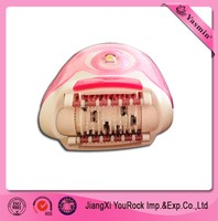 Suitable for face underarms legs and the whole body Woman shaver epilator