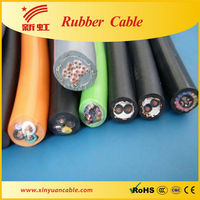 xlpe/pvc Silicone Rubber insulation power cable hs code