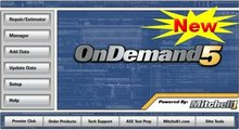 Mitchell OnDemand 5.8 quarter 2010