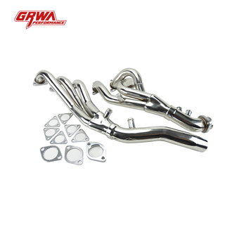 GRWA Performance Exhaust Header For M3 E46 Z3 Z4 M 01-06 3.2L L6 S54