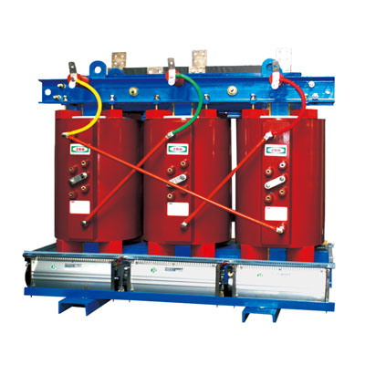 10KV power transformer with OLTC SCZB13 dry-type transformer