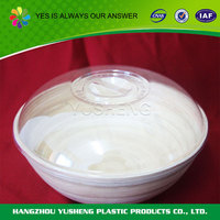 Guaranteed quality environmental disposable plastic container food packaging for pickle