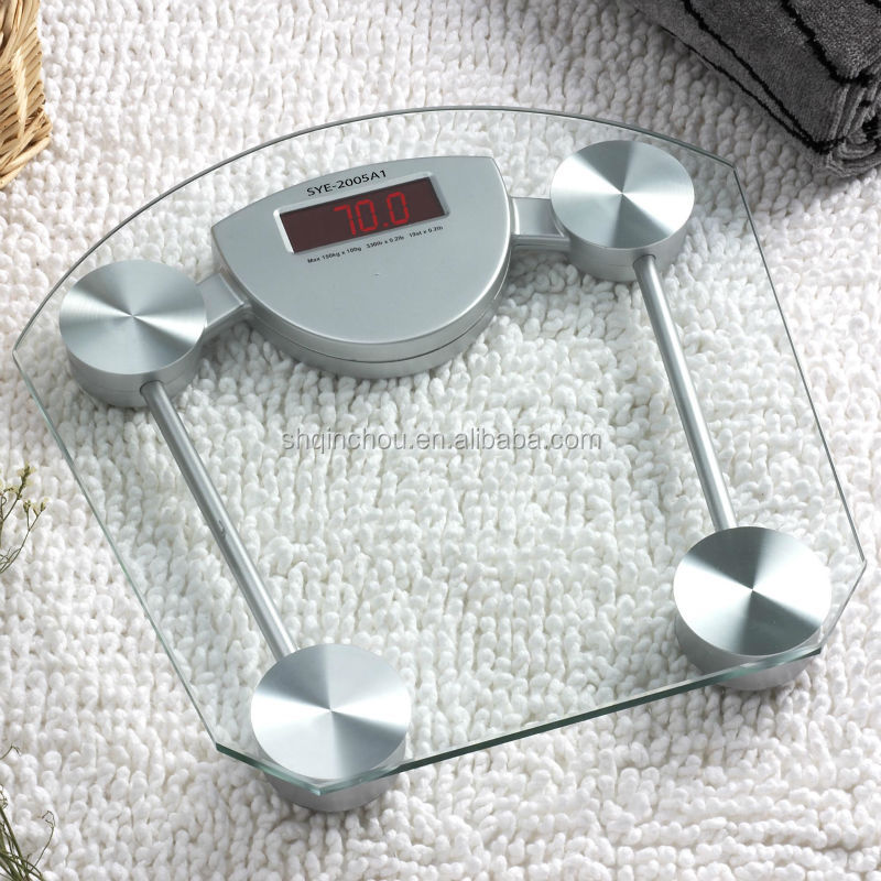 eatsmart precision premium digital bathroom scale. perfect