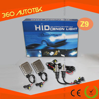 Factory wholesale slim ballast xenon hid kit with Ceramic bulb 35W 55W H4 H7 H8 H9 H11