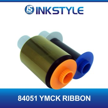 Compatible Ribbon for Fargo HDP5000 84051 YMCK