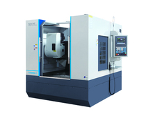 High Efficacy Durable Vertical CNC Engraving And Milling Machine