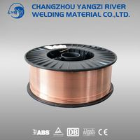 co2 mig mag copper coated steel wire 1.2mm CE India