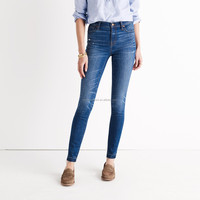 High-rise Jeans New Designs Photos Skinny Jeans in Hammond Wash