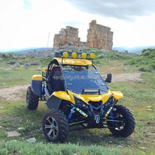 1100cc Chery engine 4*4 2-seat dune buggy for sale