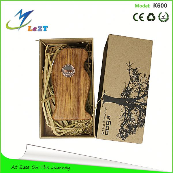 Enjoy electronic cigarette k600 wooden king s1000 mod ecig